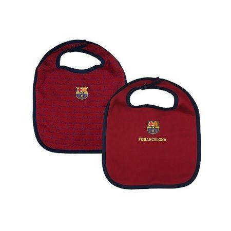 Комплект Лигавници BARCELONA 2 Pack Baby Bibs