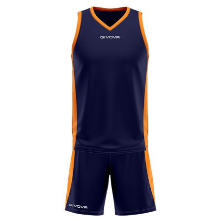 Баскетболен Екип GIVOVA Kit Power 0401 504740  kitb05 изображение 4