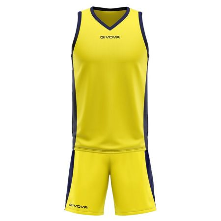Баскетболен Екип GIVOVA Kit Power 0704 504744  kitb05 изображение 4