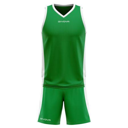Детски Баскетболен Екип GIVOVA Kit Power 1303 504761  kitb05