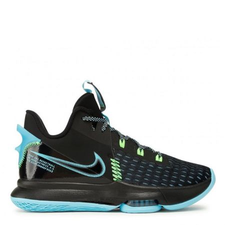 Мъжки Баскетболни Обувки NIKE LeBron Witness V 520577 CQ9380-004
