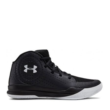 Детски Баскетболни Обувки UNDER ARMOUR Jet GS 519510 3022121-001-N/B