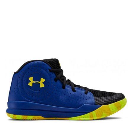 Детски Баскетболни Обувки UNDER ARMOUR Jet GS 519507 3022121-404-B