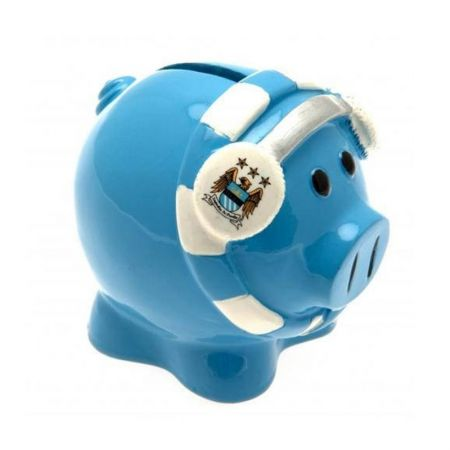 Касичка MANCHESTER CITY Scarf Piggy Bank 500946