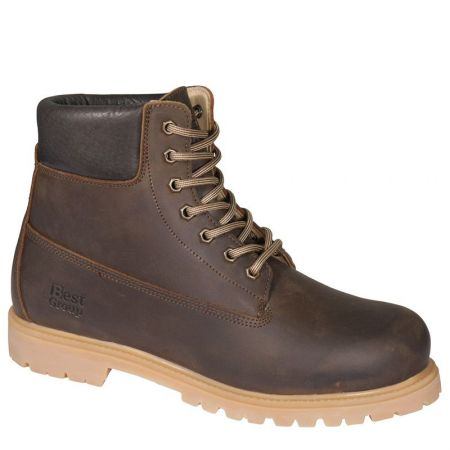 Мъжки Зимни Обувки MORE MILE Best Group Gust Walking Boots - Sunglow 508276