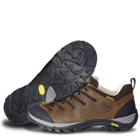Мъжки Туристически Обувки MORE MILE Best Group Mist Walking Shoes 508336
