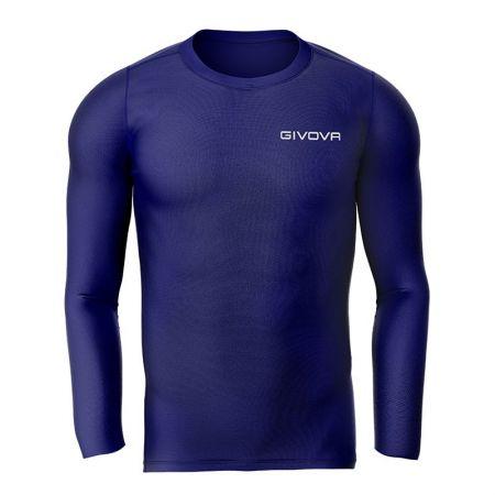 Мъжка Спортна Термо Блуза GIVOVA Running Corpus 3 Lupetto 0004 504811 MA010 изображение 6