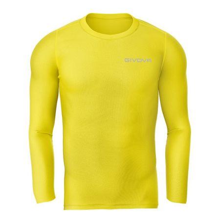 Мъжка Спортна Термо Блуза GIVOVA Running Corpus 3 0007 504805 mae012 изображение 3