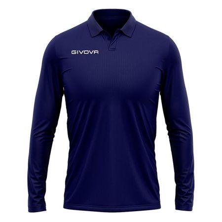 Мъжка Блуза GIVOVA Polo Winter 0004 505020 MA004