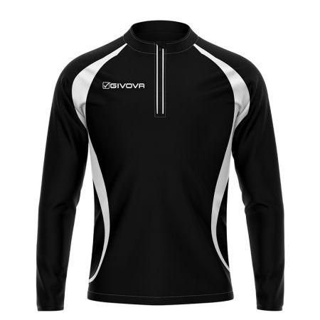 Мъжка Блуза За Бягане GIVOVA Running Long Shirt 0010 504775 LR05 изображение 3