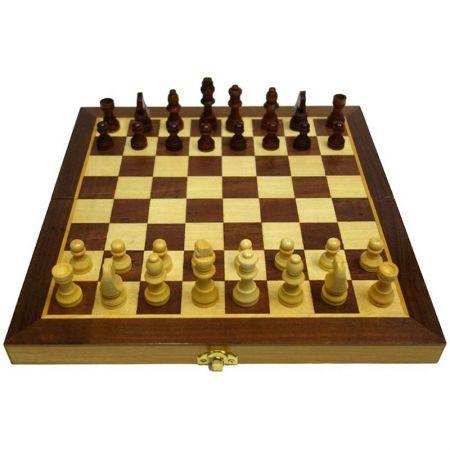 Дървен Шах/Табла MAXIMA  Wooden Chess/Backgammon 30 Cm 503013