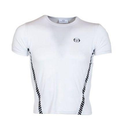 Мъжка Тениска SERGIO TACCHINI Tennis Crew T-Shirt