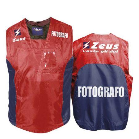 Тренировъчен Потник ZEUS Casacca Multi 0601 506454 Casacca Multi