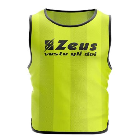 Тренировъчен Потник ZEUS Casacca Promo Giallo Fluo 506438 Casacca Promo