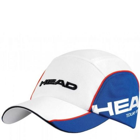 Шапка HEAD Tour Team Funcional Cap SS14 400950 TOUR TEAM FUNCTIONAL CAP WHBL - 287004