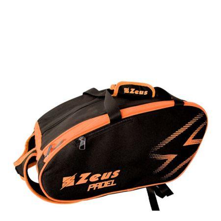 Сак за Падел ZEUS Padel Bag Nero/Arancio Fluo 520663 PADEL BAG