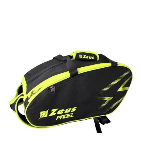 Сак за Падел ZEUS Padel Bag Nero/Giallo Fluo 520662 PADEL BAG