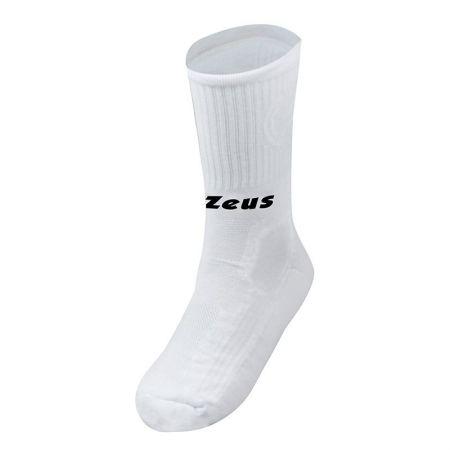 Чорапи ZEUS Calza Tecnika Bassa Bianco