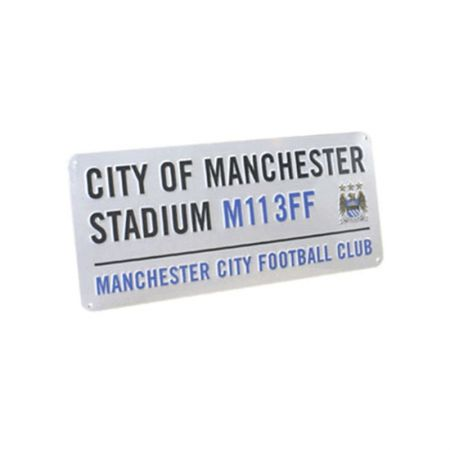 Табела MANCHESTER CITY Stadium Sign 40х18cm 500061 f40ssimc