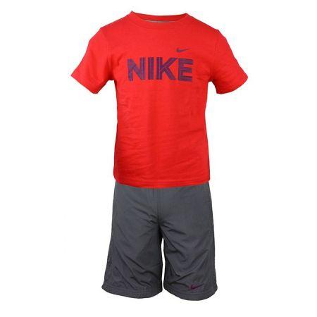 Детски Спортен Екип NIKE Tee/Short Set 300081 449875-636-Ивко