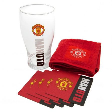Комплект MANCHESTER UNITED Mini Bar Set 500155a u25minmu-10819