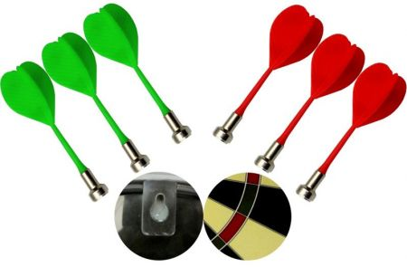 Магнитен Дартс MAXIMA Magnetic Darts 15 503670 200969 изображение 2