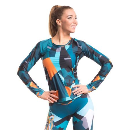 Дамска Блуза EXCESSWEAR Running Top Tiger 518525