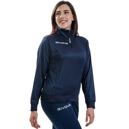 Дамска Блуза GIVOVA Maglia Tecnica 0004 517631 MA020