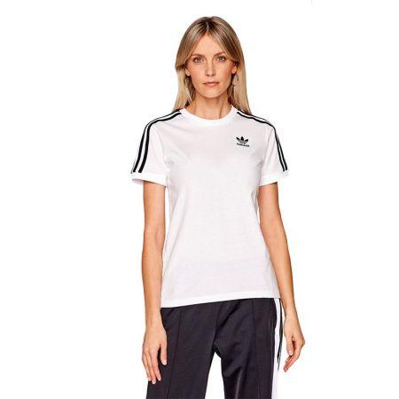 Дамска Тениска ADIDAS 3 Stripes Women's T-Shirt 519450 GN2913-K