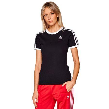 Дамска Тениска ADIDAS 3 Stripes Women's T-Shirt 519451 GN2900-K