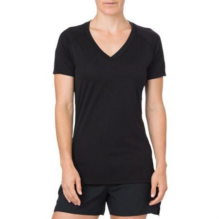 Дамска Тениска ASICS V-Neck SS Top 520130 154543-0904