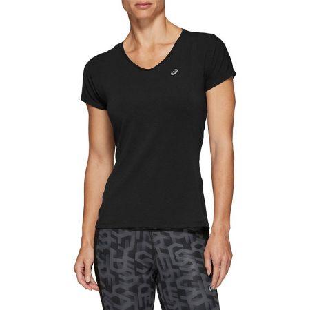 Дамска Тениска ASICS V-Neck SS Top Performance 520074 2012A281-001