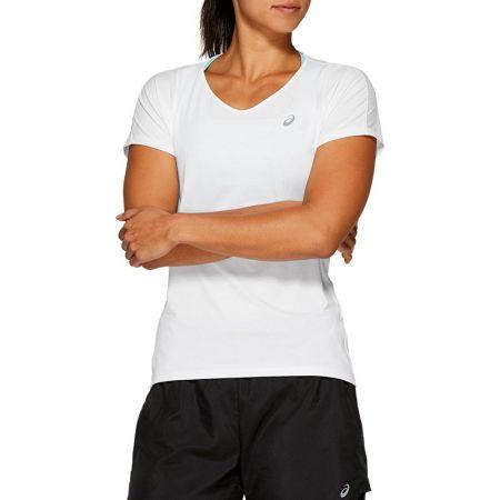 Дамска Тениска ASICS V-Neck SS Top 520072 2012A281-100