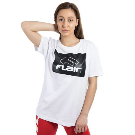 Дамска Тениска FLAIR Urban Logo T-Shirt SS20 517185 276133