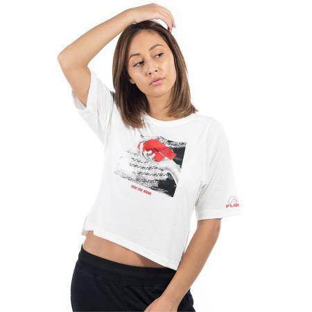 Дамска Тениска FLAIR Loose Gift T-shirt 517584 275060