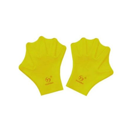 Ръкавици За Плуване MAXIMA Gloves For Swimming 502743 200440-Yellow