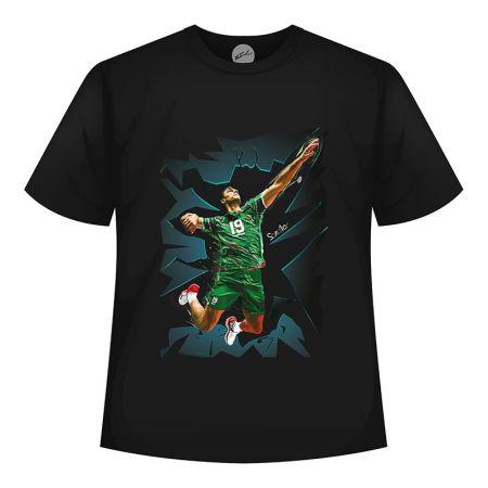 Детска Тениска 2o7o10v Spike 518298 T2719_K