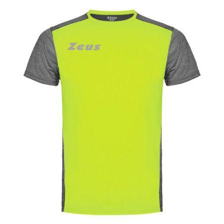 Детска Тениска ZEUS T-Shirt Click Giallo Fluo 520277 T-Shirt Click