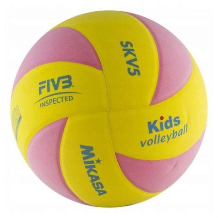 Волейболна Топка MIKASA Volleyball Kids 517709 SKV5-K