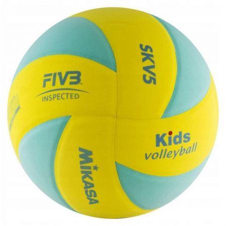 Волейболна Топка MIKASA Volleyball Kids 517711 SKV5-K