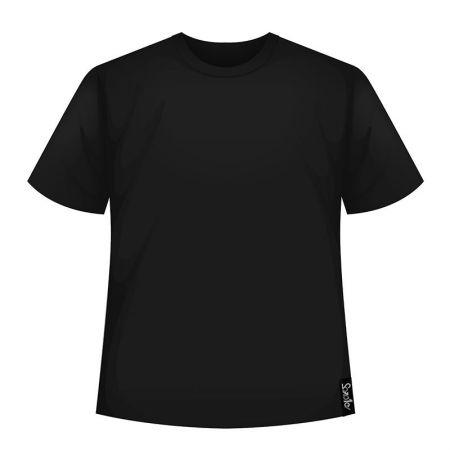 Детска Тениска 2o7o10v Basic Black Т-shirt 519523 T1_D_B