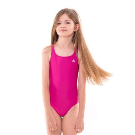 Детски Бански ADIDAS Fit Solid Swimsuit 519788 FL8665-N