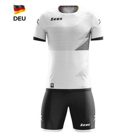 Детски Спортен Екип ZEUS Kit Mundial DEU Bianco/Nero 520160 KIT MUNDIAL