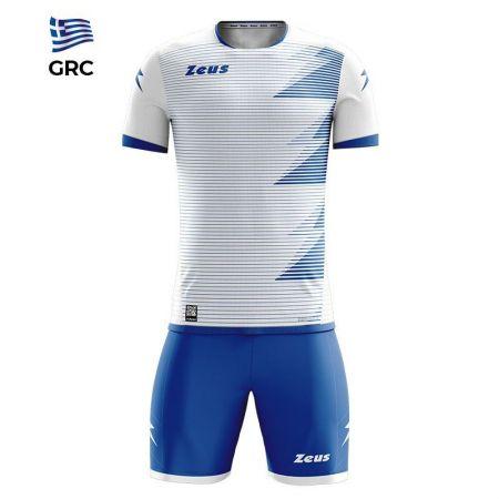 Детски Спортен Екип ZEUS Kit Mundial GRC Bianco/Royal 520161 KIT MUNDIAL