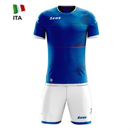 Детски Спортен Екип ZEUS Kit Mundial ITA Royal/Bianco 520164 KIT MUNDIAL