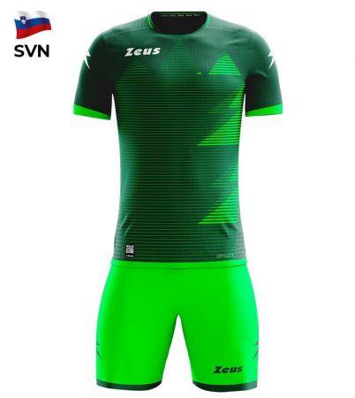 Детски Спортен Екип ZEUS Kit Mundial SVN Verde/Verde Fluo 520173 KIT MUNDIAL