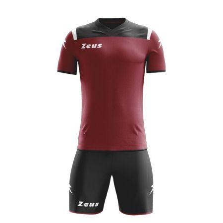Детски Спортен Екип ZEUS Kit Vesuvio Granata/Nero 518344 Kit Vesuvio