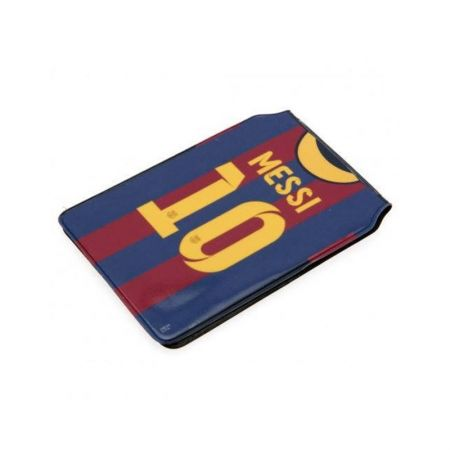 Калъф За Документи BARCELONA Travel Card Wallet Messi 501238
