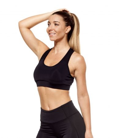 Дамско Бюстие EX FIT Sports Bra Black LIne 516213