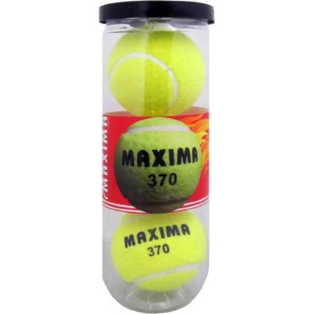 Тенис Топки MAXIMA Tennis Balls 3 Pcs 502124 200351 изображение 2